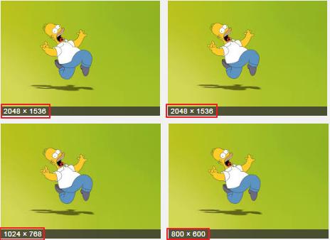 Как увеличить картинку без потери качества 4