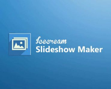 Программа для создания слайдшоу Icecream Slideshow Maker logo